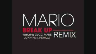 Lil Wayne - Break Up (REMIX) feat Mario Gucci Mane,& Gudda Gudda