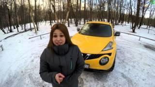 Nissan Juke - женское мнение о Ниссан Жук (4k, UHD)