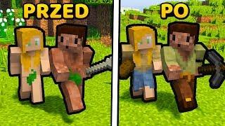 EWOLUOWALIŚMY! (ale trudne słowo...) - Minecraft EWO