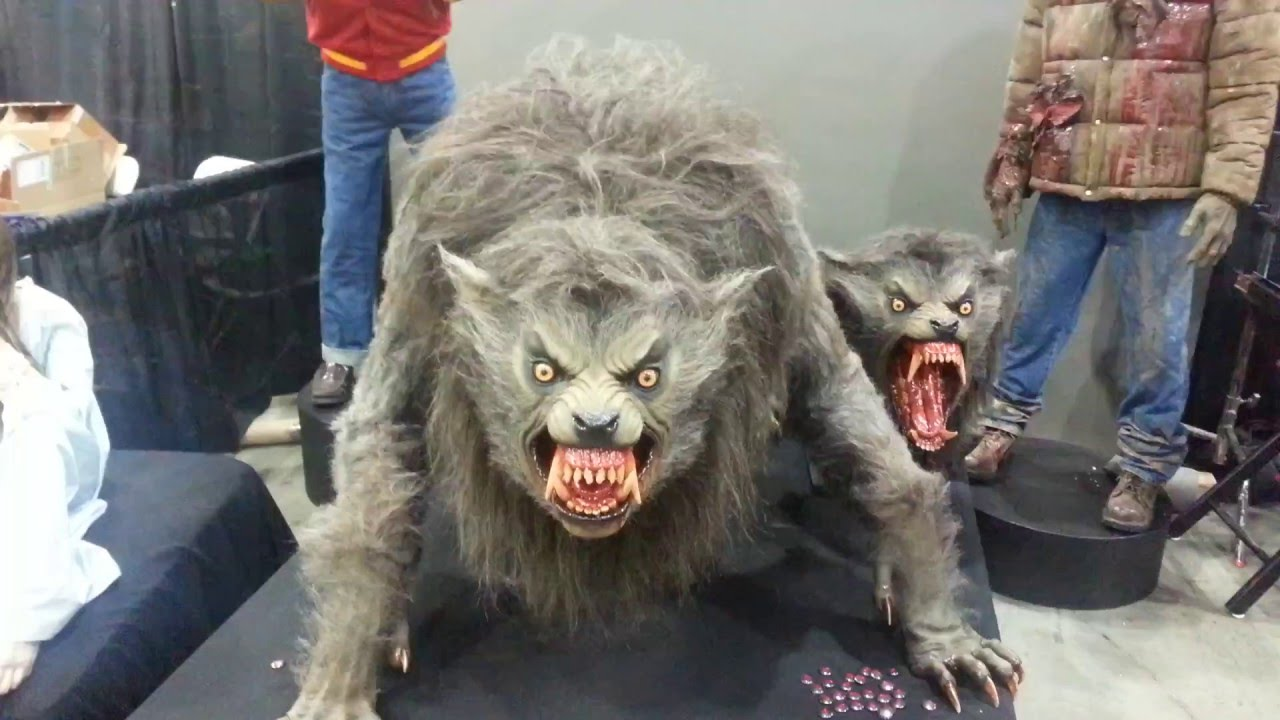 Magee Fx Monsterpalooza American Werewolf In London