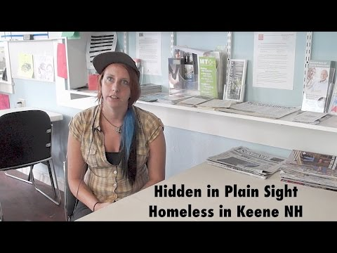"""Hidden in Plain Sight"" Homeless in Keene NH Documentary Film"