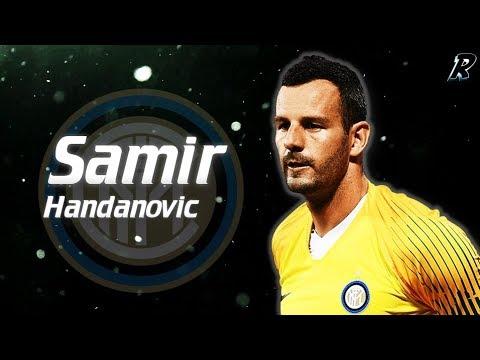 Samir Handanovič 2017/18 Insane Saves - FC internazionale milano