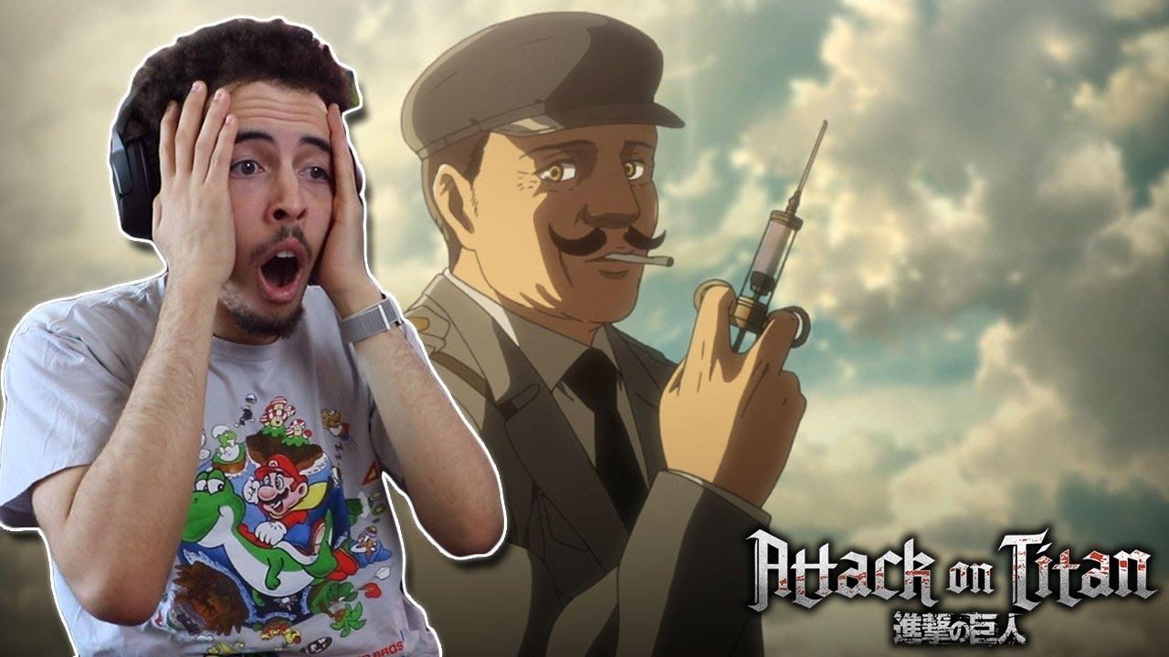 Attack on Titan Season 3 Episode 20 Reaction - THAT DAY ...