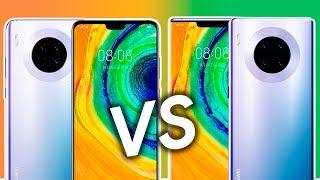 Huawei MATE 30 PRO vs MATE 30, ¿cuál ELEGIR?