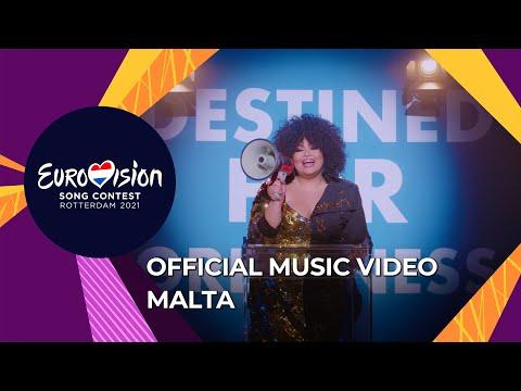 Destiny - Je Me Casse - Malta 🇲🇹 - Official Music Video - Eurovision 2021
