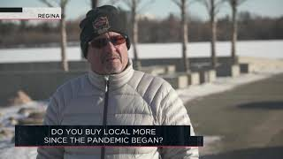 Do you buy local more since the pandemic began? | Outburst