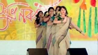 Boshonto Mone and  Dheem Ta Na :  Boishakhi Mela - Bengali New Year 1419