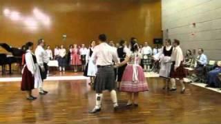 Hungarian Bride (scottish dance, hungarian music)