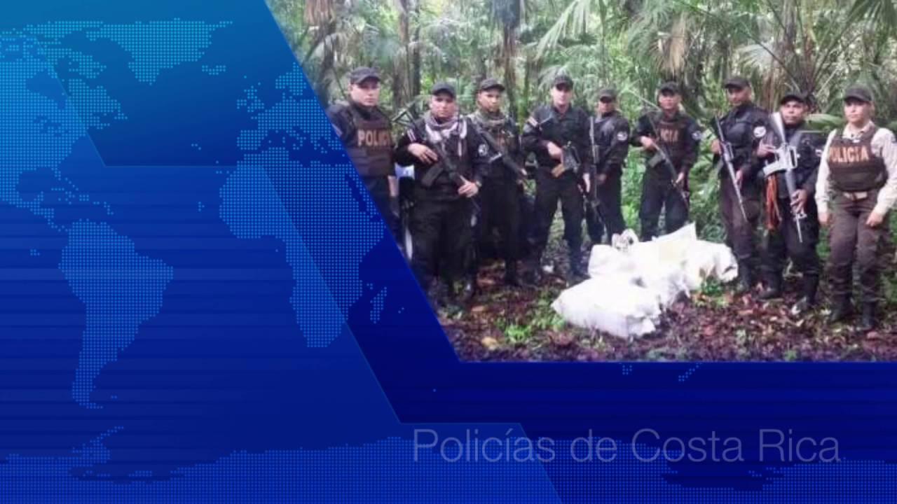 Policia de Fronteras Costa Rica - YouTube