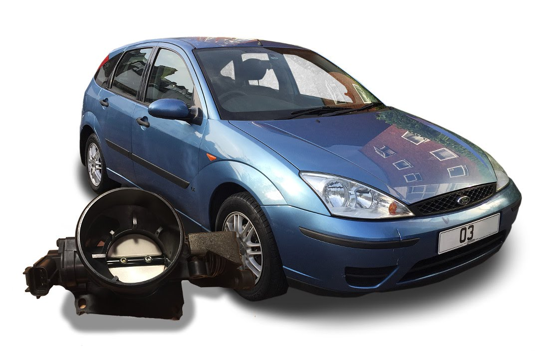 Ford Focus 1 6 Zetec - How to solve low idle / engine cut-out when warm