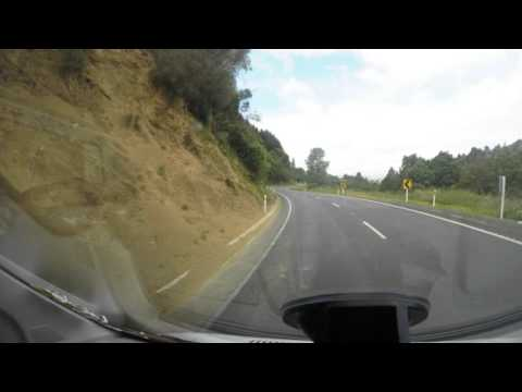 Raglan to New Plymouth