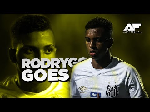 Rodrygo Goes 2019 • Welcome To Real Madrid • Skills & Goals • HD