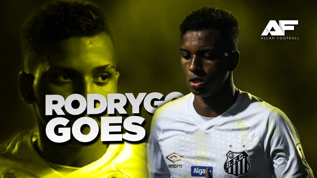 Rodrygo Goes 2019 Welcome To Real Madrid Skills Goals Hd