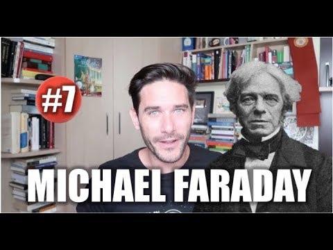 #7 Biografías científicas - Michael Faraday, mi científico favorito