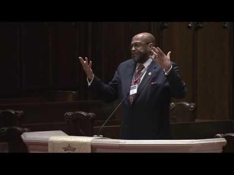 Rev. Dr. Marvin McMickle, 2016 LRPF, October 24