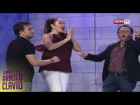 Tonight with Arnold Clavio: Ruffa-ree in the house