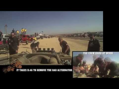 """BAJA 500 TT#85 GREEN ARMY """"OCCUPY BAJA"""" Justin Davis"""