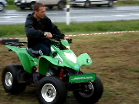 kymco kxr 250 sport klatovsk pou 2008 1 youtube. Black Bedroom Furniture Sets. Home Design Ideas