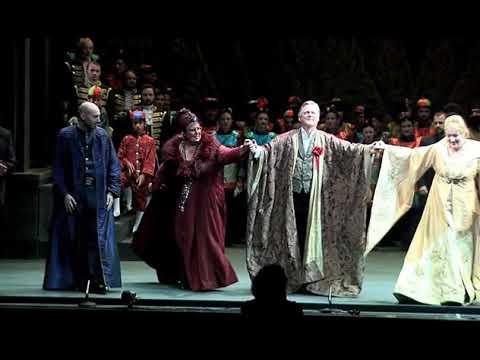 Curtain Call Un ballo in maschera (Verdi) DEBUT