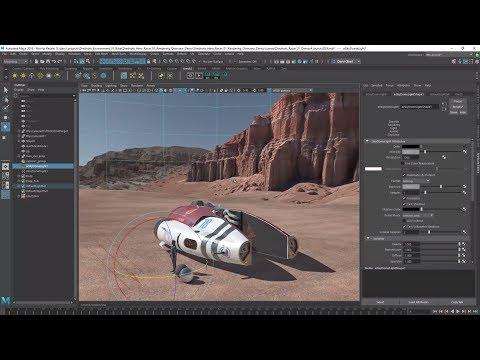 Profi postupy v sadě Autodesk Media Entertainment Collection