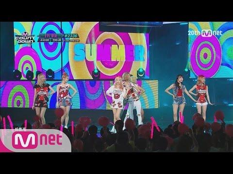 Girls′ Generation(소녀시대) - 'PARTY' M COUNTDOWN 150723 EP.434