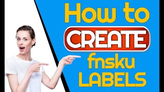 Creating Amazon FNSKU Labels for FBA with Todd Snively from Ecomm Elite