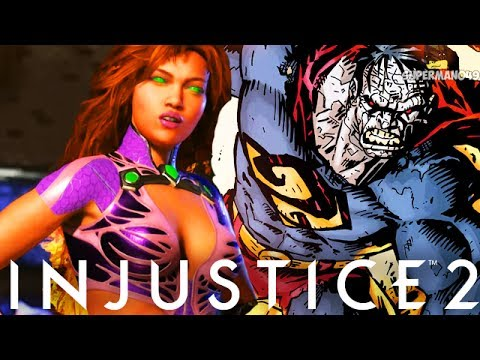 Injustice 2: NEW Patch, Starfire Possible Release, Bizarro And More Premier Skins On The Way?