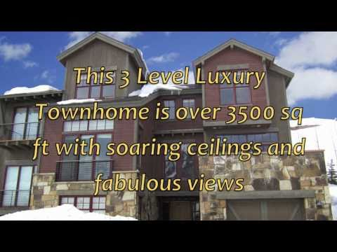 Luxurious Crested Butte Vacation Rental Townhome With