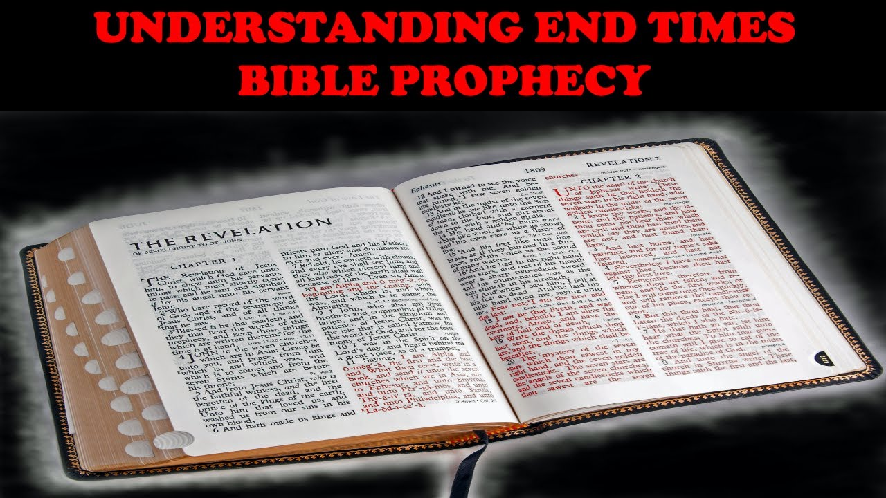 Download UNDERSTANDING END TIMES BIBLE PROPHECY