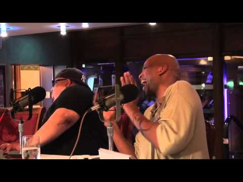 Fred Hammond's funny story with Stevie Wonder