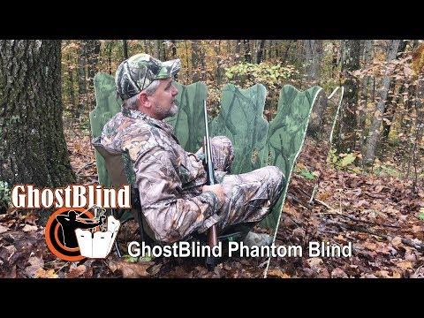 GhostBlind Phantom Mirror Blind