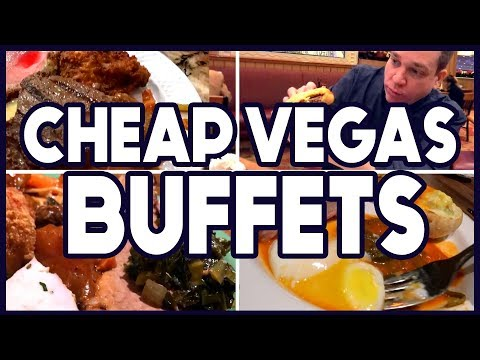 5 Best CHEAP Buffets in Las Vegas Right Now