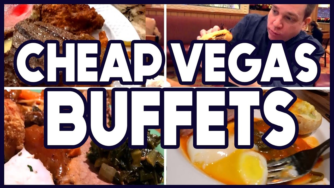 5 Best CHEAP Buffets in Las Vegas Right Now - YouTube