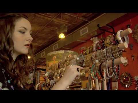 MARANDA'S AMERICA visits Hillsboro Village for some shopping