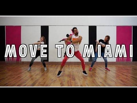 Move to Miami - Enrique Iglesias ft. Pitbull / ZUMBA