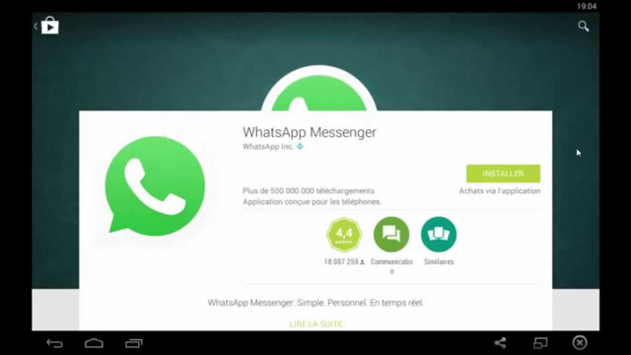 video 64 comment t l charger whatsapp sur pc 2015