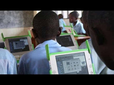 New app helps women keep track of their pregnancy in Nigeria - YouTube