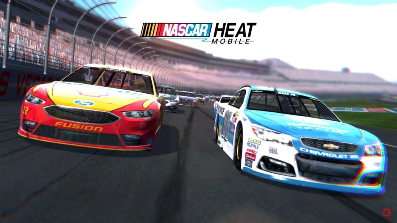 Download Game NASCAR Heat Mobile Apk Full Mod v1.2.3 Unlimited Money Android Terbaru ~ JonaGameKu