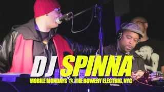 MULTIHOP.TV - DJ SPINNA & KID CAPRI SPIN 45