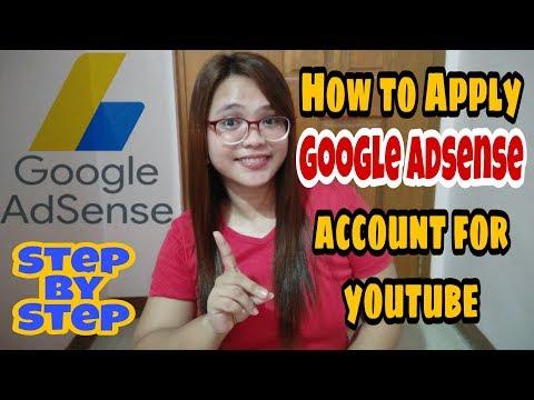 HOW TO APPLY GOOGLE ADSENSE STEP BY STEP (Tagalog)
