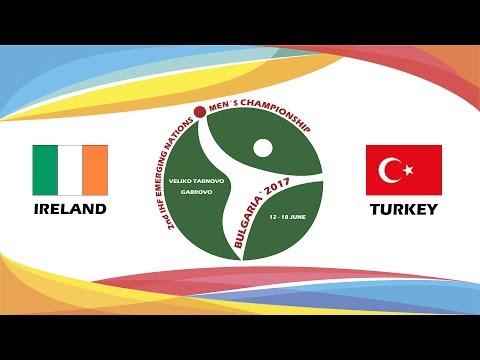 IRELAND - TURKEY