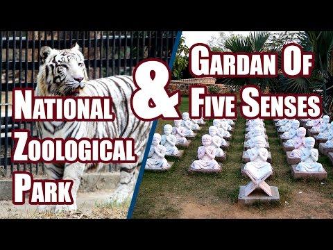 Delhi - National zoological Park | Chidiya Ghar Delhi | Gardan Of Five Senses