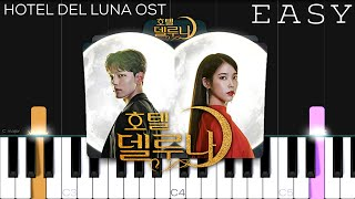 Heize - Can You See My Heart (Hotel Del Luna OST)   EASY Piano Tutorial