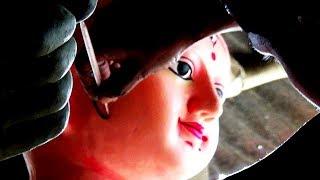 Durga Dugotinasini 2019 l  দেবী দূর্গা তৈরির অভিনব পদ্ধতি l दुर्गा दुर्गोटिनशिनी 2019