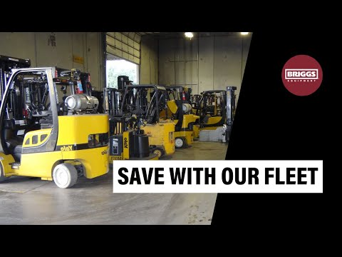 Briggs Equipment: Save With BE-Fleet