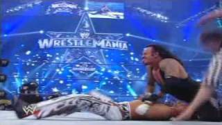 Wrestlemania 25 - The Undertaker v.s Shawn Michaels Highlights Tribute - Until The End