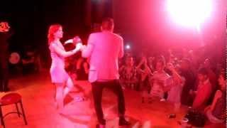 Beso a Beso con Johnny Vazquez - Comadreja Salsa Congress 2012
