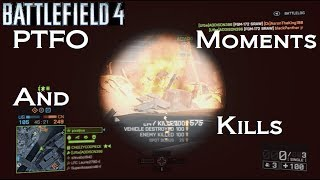 BF4 PTFO moments and random kills edited to Kanye West - Power…