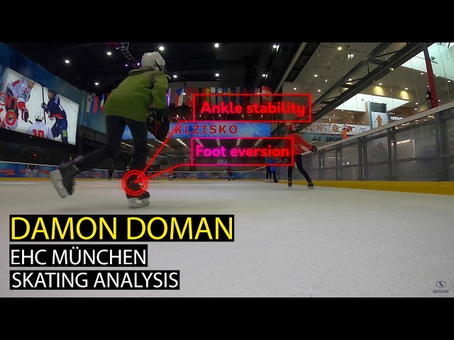 Hockey skating | Video Analysis