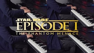 Duel Of The Fates- Star Wars: Episode I – The Phantom Menace (4 Pianos)